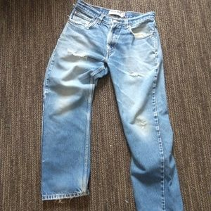 "33"" Levi's 505 relaxed fit"
